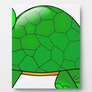 Plaque Photo tortue