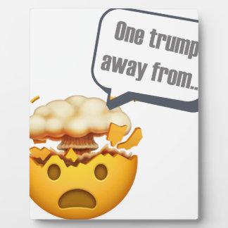 Plaque Photo un atout à partir - d'Emoji