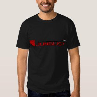Plaque tournante de Junglist T-shirts