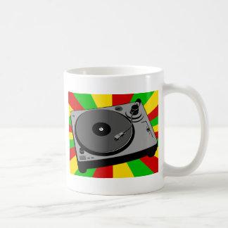 Plaque tournante de Rasta Mug