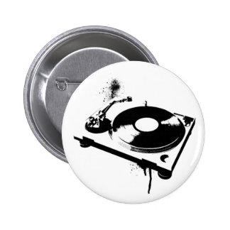 Plaque tournante du DJ Badges