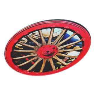 Plat armé de roue assiette pour soirée