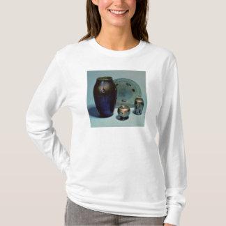 Plat et vases favrile de Tiffany T-shirt