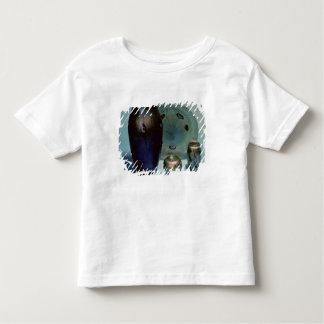 Plat et vases favrile de Tiffany T-shirt Pour Les Tous Petits