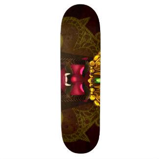 Plate-forme chinoise antique de patin de Dieu Skateboard