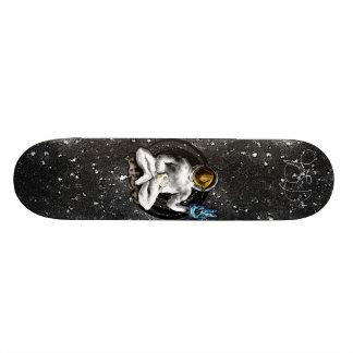 """Plate-forme """"de méditation d'homme de l'espace"""" skateboard 20,6 cm"""