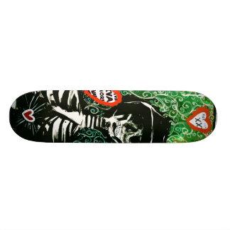 Plate-forme de patin de Tortura de La Plateau De Skateboard