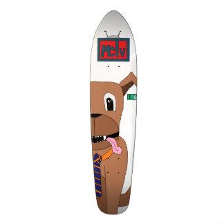 Plate-forme de planche à roulettes de Doggo Skateoard Personnalisé