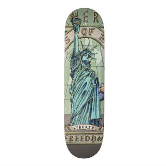 Plate-forme de planche à roulettes de Merika de La Skateboards Customisés