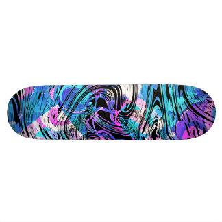 Plate-forme de planche à roulettes de remous de skateoard personnalisé
