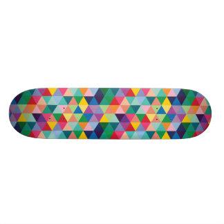 Plate-forme de planche à roulettes de triangle skateboard old school 18,1 cm