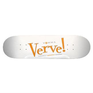 Plate-forme de planche à roulettes de verve de Vem Skateboard 21,6 Cm