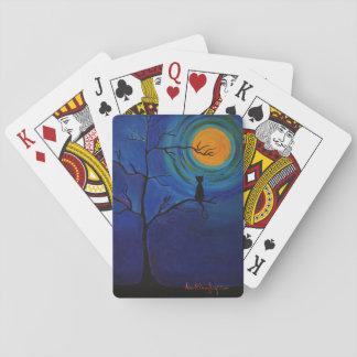 Plate-forme de Rhiannon des cartes Jeu De Cartes