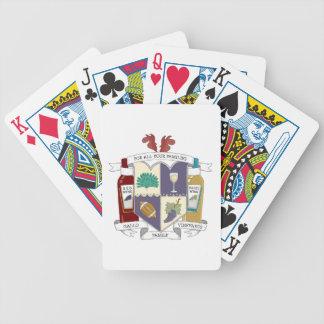 Plate-forme des cartes jeu de cartes