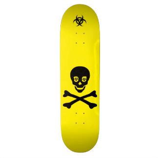 Plate-forme faite sur commande de planche à roulet plateaux de skate
