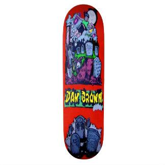 plate-forme faite sur commande de planche à skateboards