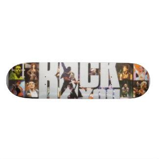 Plate-forme fausse de reine skateboards cutomisables