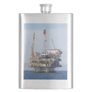 Plate-forme pétrolière gourde
