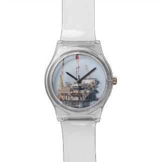 Plate-forme pétrolière montres
