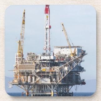 Plate-forme pétrolière sous-bocks