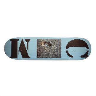 Plate-forme portaile de planche à roulettes de sin plateau de planche à roulettes