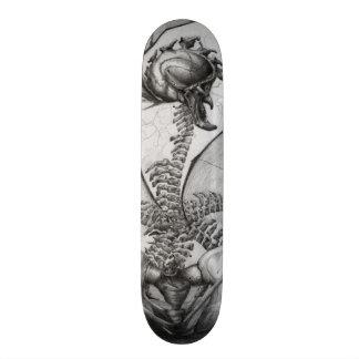 Plate-forme semblable de patin d'art d'Orig de Skateboards Cutomisables