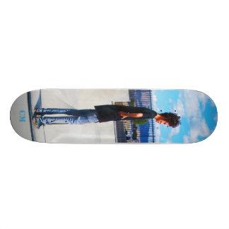 Plate-forme suburbaine de planche à roulettes de p skateboards cutomisables