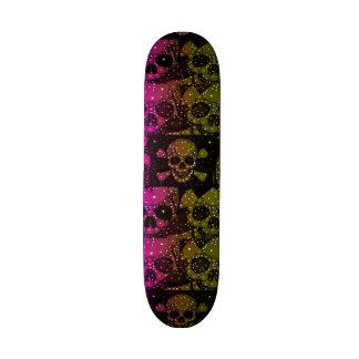 Plate-formes de planche à roulettes de Bling de Skateboard 21,6 Cm