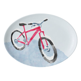 Plateau de portion de bicyclette de Milou