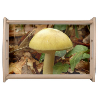 Plateau de portion de champignon de Deathcap