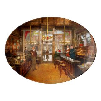 Plateau De Service En Porcelaine Pharmacie - la pharmacie 1910 de Congdon