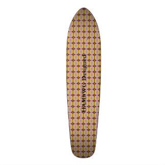 Plateau De Skate HAMbyWG a conçu - Nouveau jaune