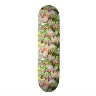 Plateau De Skate le yucca fleurit la planche à roulettes