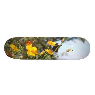 Plateau De Skate Planche à roulettes du papillon II