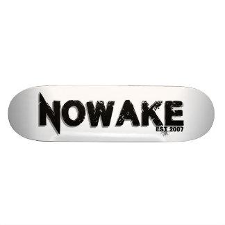 """Plateau De Skateboard Est 2007 de NOWAKE planche à roulettes de 8 1/2"""""""