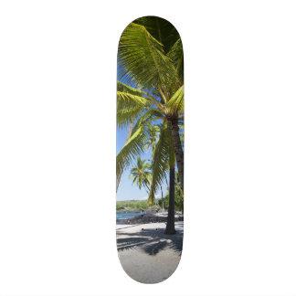 Plateau De Skateboard Palmiers, parc historique national Pu'uhonua o