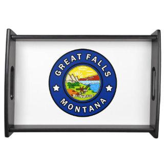 Plateau Great Falls Montana