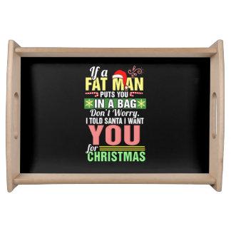 Plateau Joyeux Noël et père noël