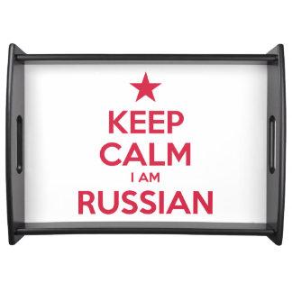 PLATEAU LA RUSSIE
