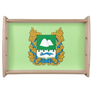 Plateau Manteau des bras de l'oblast de Kurgan