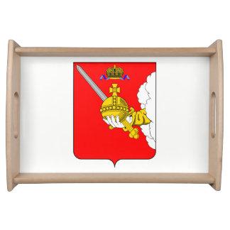 Plateau Manteau des bras de l'oblast de Vologda