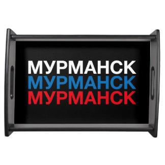PLATEAU MOURMANSK