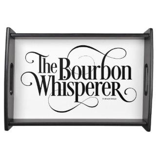 Plateau Whisperer de Bourbon