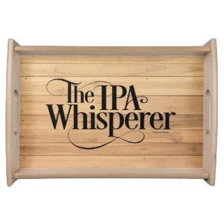 Plateau Whisperer d'IPA