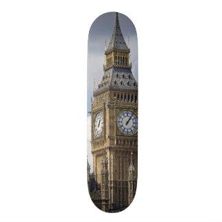 Plateaux De Planche À Roulettes Big Ben et Chambres du Parlement, Londres,