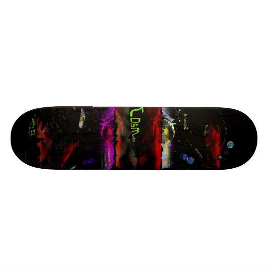 Plateaux De Planche À Roulettes skate ligne cosmos