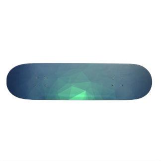 Plateaux De Skate Art géométrique élégant et moderne - lune