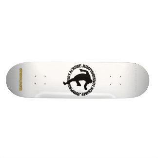 Plateaux De Skate CAPP enregistre la planche à roulettes de