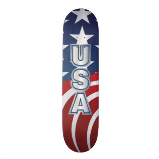 Plateaux De Skate Patin des Etats-Unis