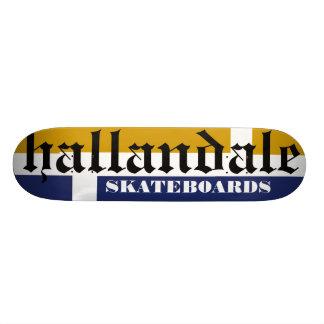 Plateaux De Skate Plate-forme de planche à roulettes de Hallandale